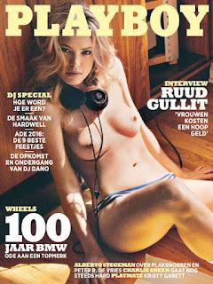 Revista Playboy Holanda – Octubre 2016 PDF Digital