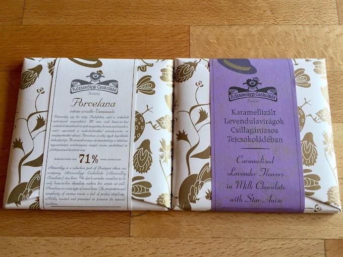 Der große Schokoladentest (18): Rózsavölgyi Csokoládé