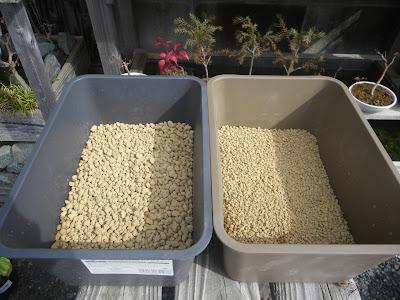 植え付け 用土 赤玉土
