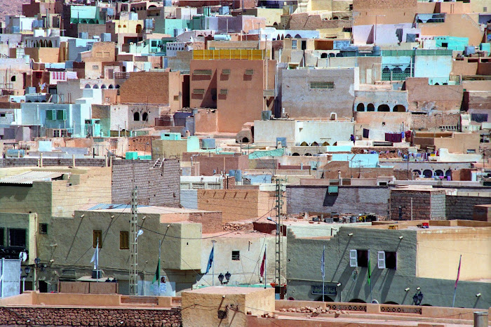 Ghardaïa, © L. Gigout, 1991