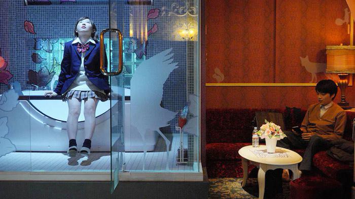 Hotel Royal film - Masaharu Take