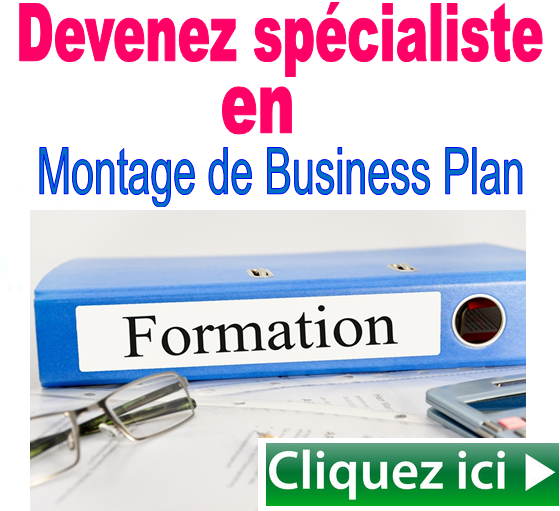Formation en Montage de Business Plan