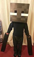 Enderman Costume Minecraft