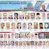 Senarai Penuh Menteri Kabinet Baru