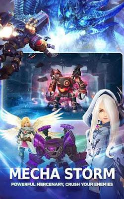 Dragon Nest M Mod Apk Game Download