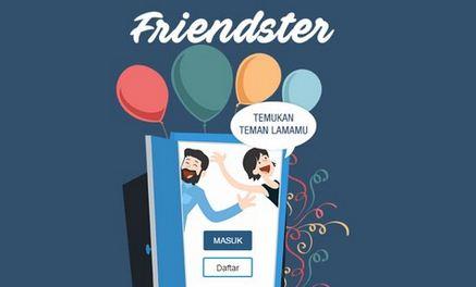 Apakah Situs Friendster itu, Jejaring sosial Lama Hadir Kembali