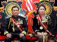 Raja dan Ratu Keraton Agung Sejagat telah diamankan polisi setempat