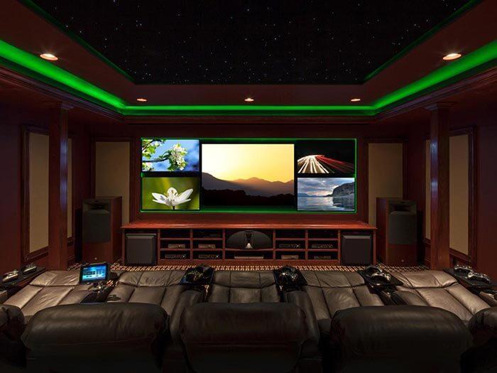özel sinema odası