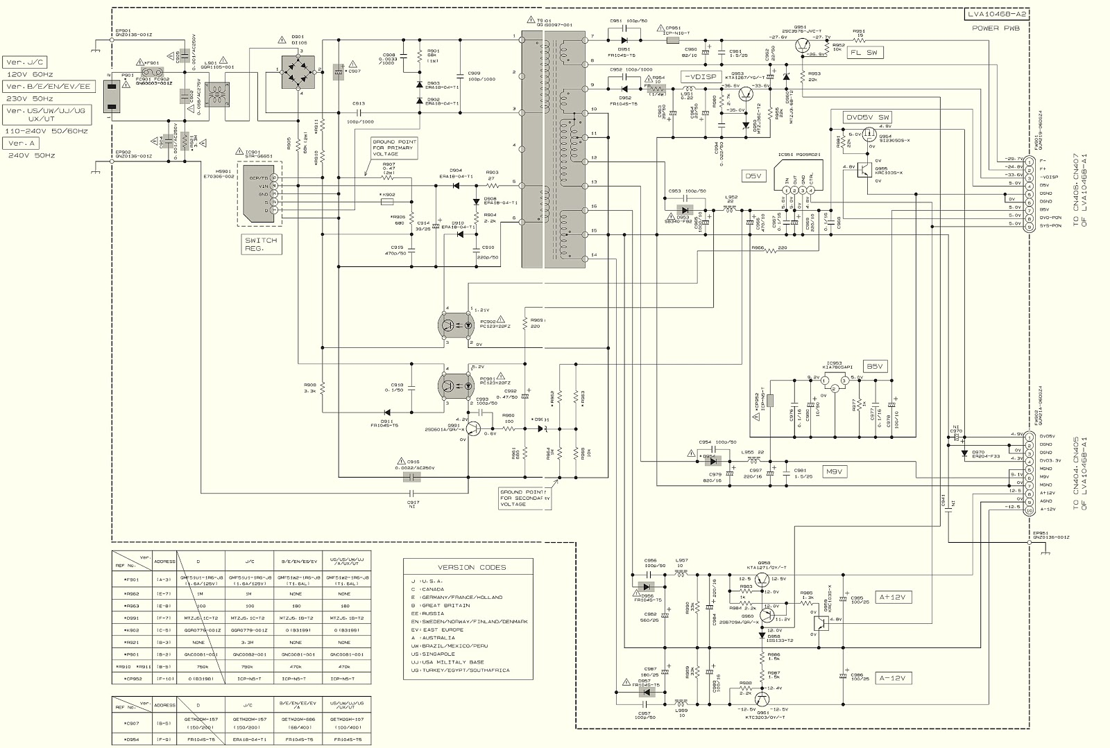 click on the schematics to zoom in [ 1600 x 1079 Pixel ]