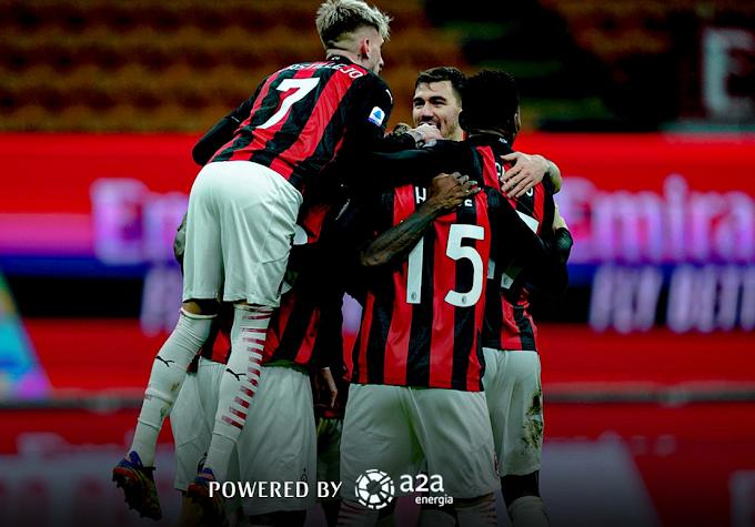 Il Milan stende il Toro: finisce 2 a 0 a San Siro