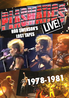 The Plasmatics – Live! Rod Swenson's Lost Tapes 1978-1981 DVD