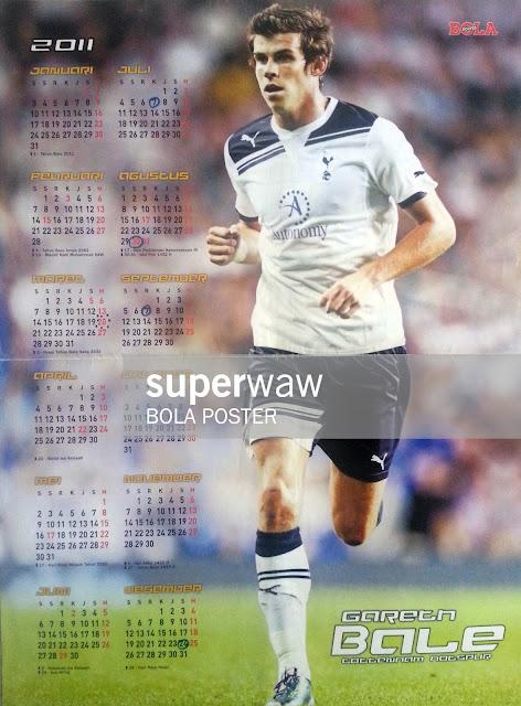 Gareth Bale Tottenham Hotspurs