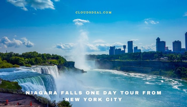 Niagara falls in One Day from New York City