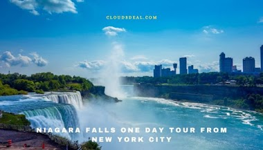 VisitNiagara falls in One Day from New York City