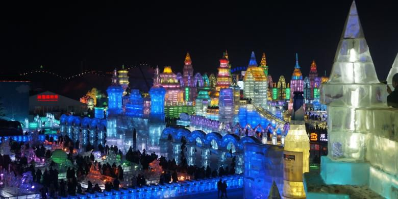 Harbin International Ice and Snow Sculpture Festival