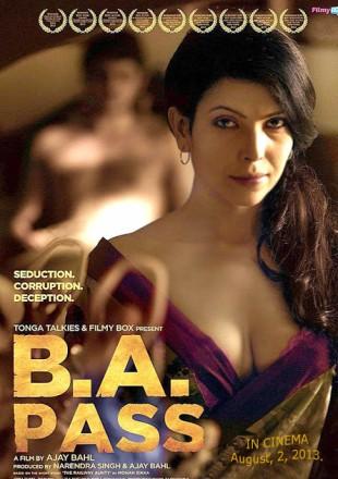 B.A. Pass 2013 Full Movie Download HDRip 480p 300Mb