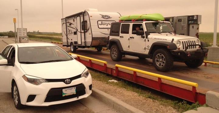 Rv Net Open Roads Forum Which Size Rv To Tow Jeep