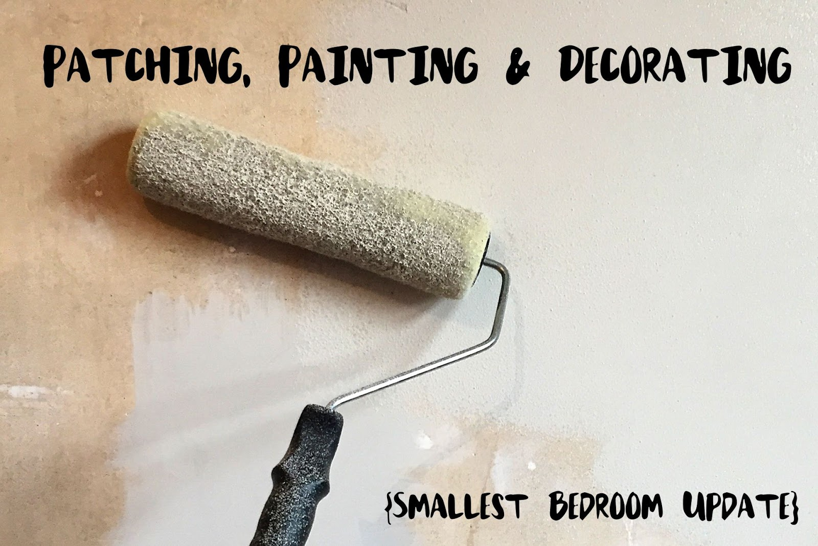 Patching, Painting and Decorating