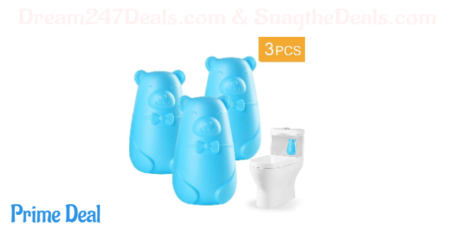 45% off Automatic Toilet Bowl Cleaner
