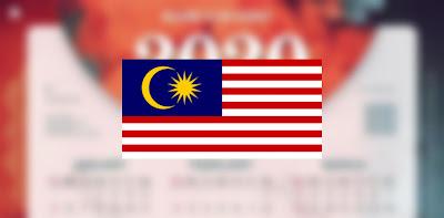 Kalendar Kuda 2020 Malaysia (Cuti Sekolah & Umum)