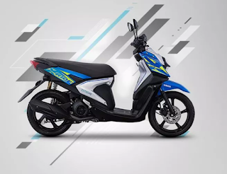 Yamaha Xride 125, Motor Matic Terbaru untuk Adventure