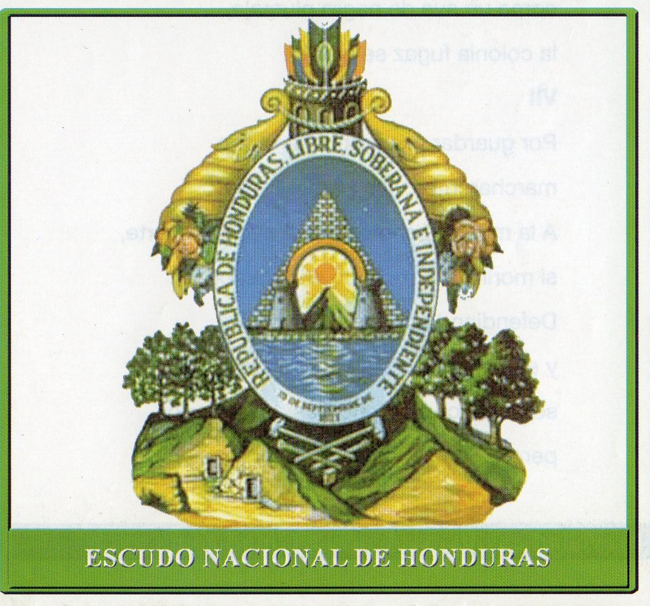 Honduras de la esperanza eulalia