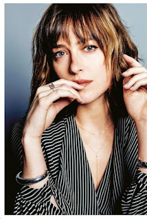 Dakota Johnson For Grazia Magazine Italy February 2018