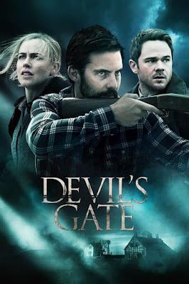Devil's Gate [2017] [DVD R1] [Latino]
