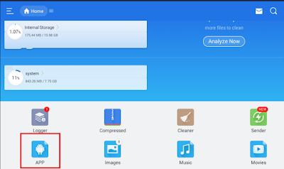 Cara Backup Aplikasi Di Bluestack Dengan Mudah Dan Cepat