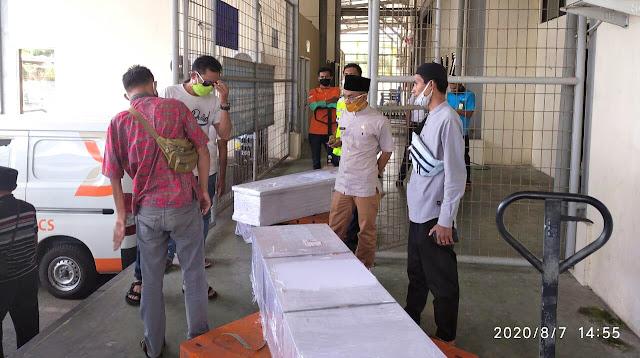 Dua TKI ilegal meninggal di Malaysia, jenazah sudah tiba di Lotim
