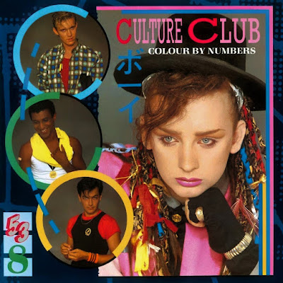 Culture Club album Colour by Numbers