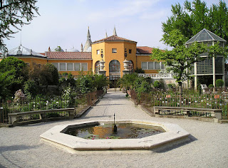 The Botanical Garden of the University of Padua is a UNESCO World Heritage Site