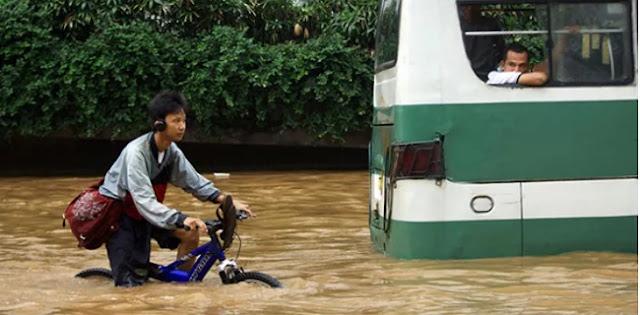 Sudah Terjadi Sejak 1699, Siapa Yang Mampu Atasi Banjir?