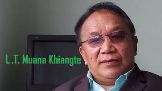 LT. Muana Khiangte