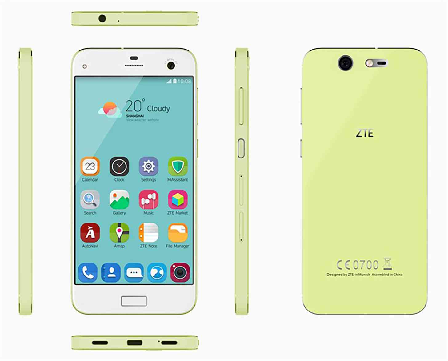 How To Root ZTE Blade A520 with APK Apps – A9droid