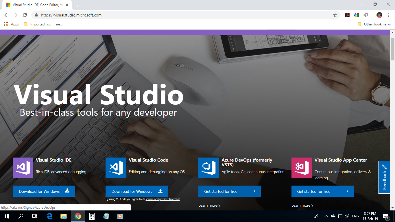 Naheez Thawfeeg's Blog: Microsoft® Azure DevOps™