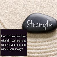 faith, strength, prayer