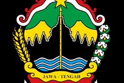 Download Logo Provinsi Jawa Tengah Vektor AI