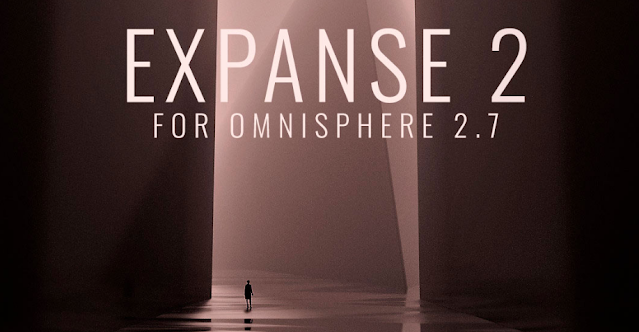 Expanse 2 for Omnisphere 2 by luftrum