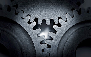 Gear Wheel HD Wallpaper