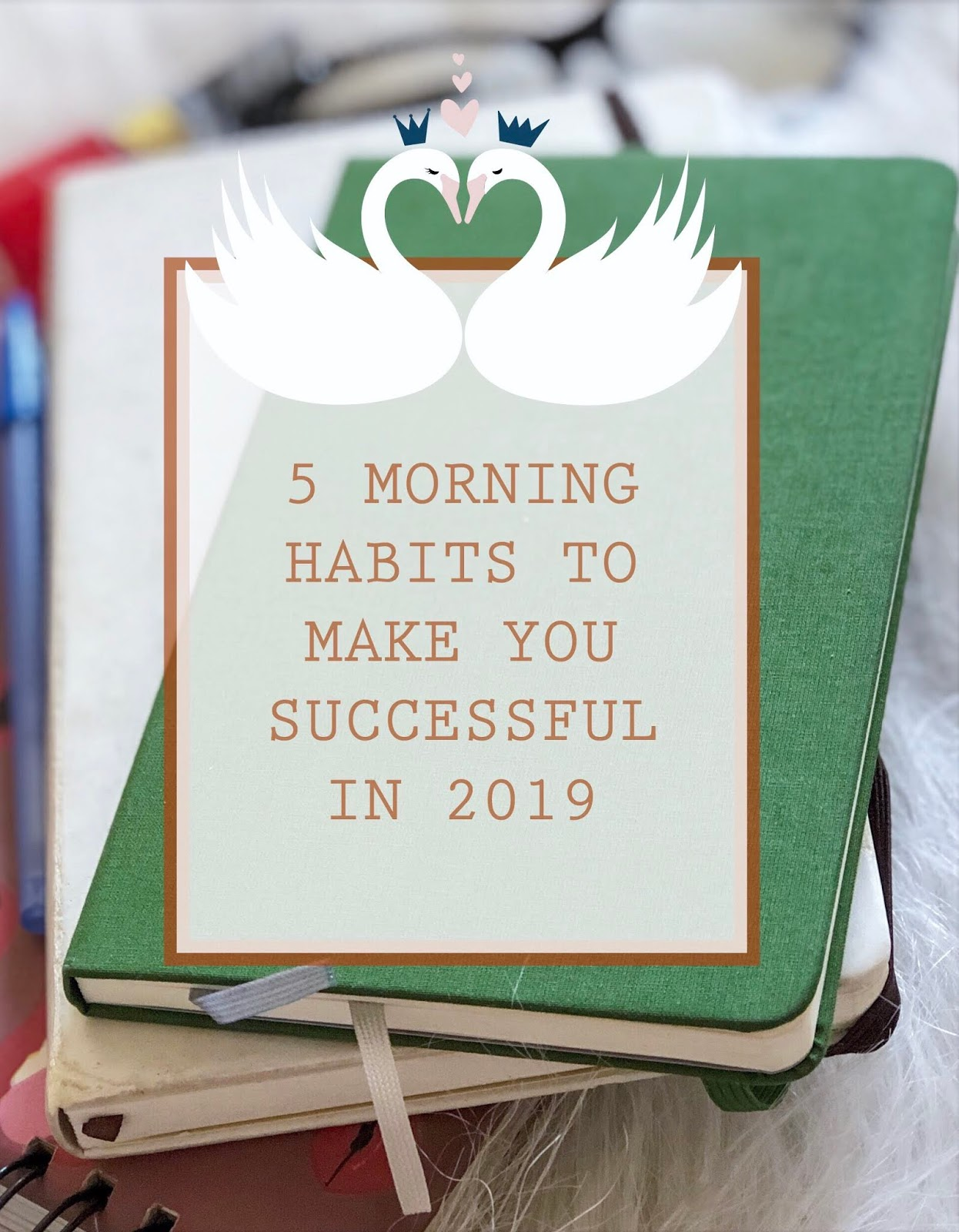 5 MORNING HABITS TO MAKE YOU SUCCESSFUL IN 2019