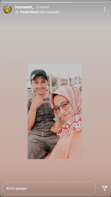 Filter instagram pastel mood
