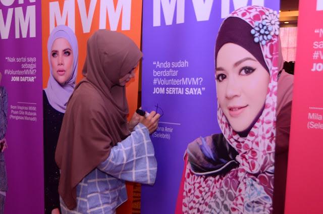 Ikon MVM 2018, Muslim Volunteer Malaysia