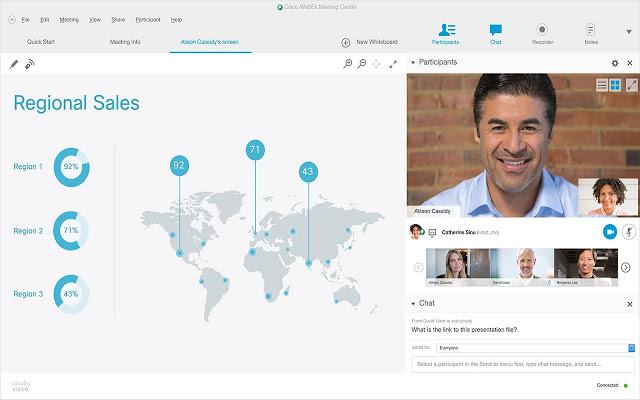تطبيق Cicsco Webex - تطبيق GoToMeeting - تطبيق Hangout - تطبيق Zoom - تقنيات مساندة للتعليم الإلكتروني نعرض لكم في هذا الموضوع منصات توفر صفوف افتراضية للاجتماع عن بعد - موقع دروس4يو Dros4U