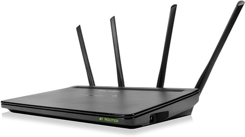 Review Amped RTA2600-R2 Athena-R2 Wi-Fi Router