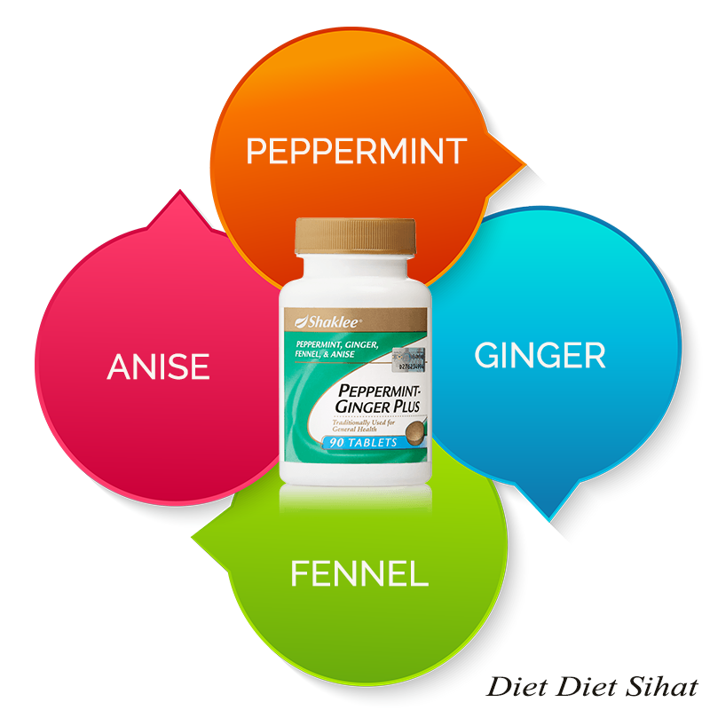 Peppermint-Ginger Plus