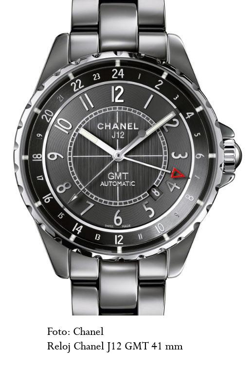 Relojes especiales 2012: Reloj chanel