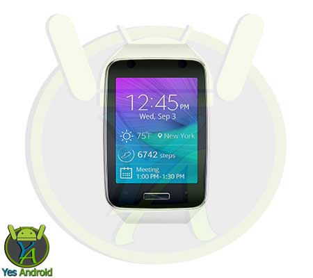R750VVRU1AOA4 Tizen 2.2.1.4 Galaxy Gear S SM-R750V