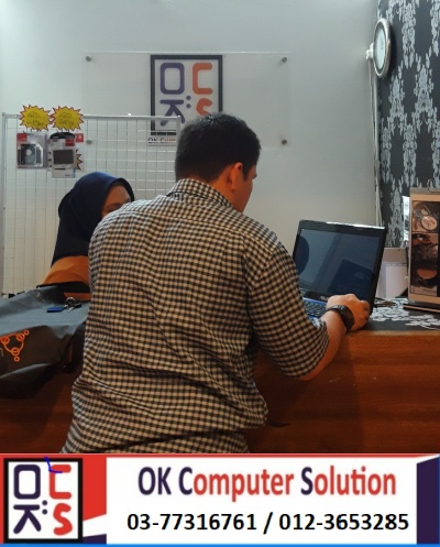 [SOLVED] CANNOT CHARGING ASUS A43S | KEDAI REPAIR LAPTOP DAMANSARA 3