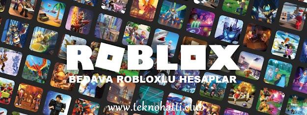 Roblox Bedava Hesaplar ( robuxlu ) 2020
